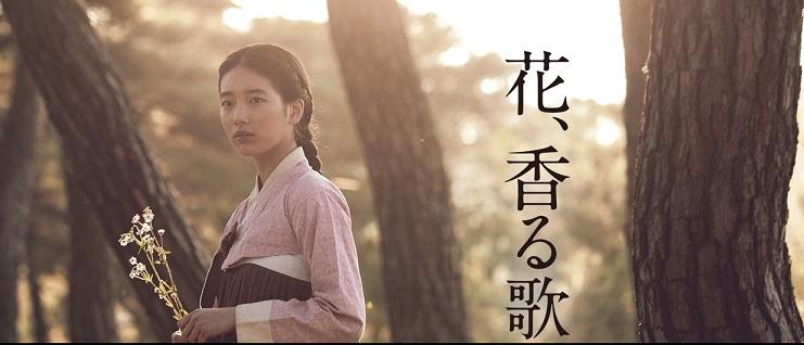 韓国映画『花、香る歌』のフル動画を無料で視聴する方法は?キャストやあらすじも